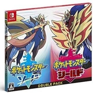 Nintendo Switch - ポケットモンスター ソード・シールド ダブルパック