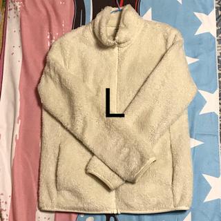 UNIQLO - ボアジャケット L