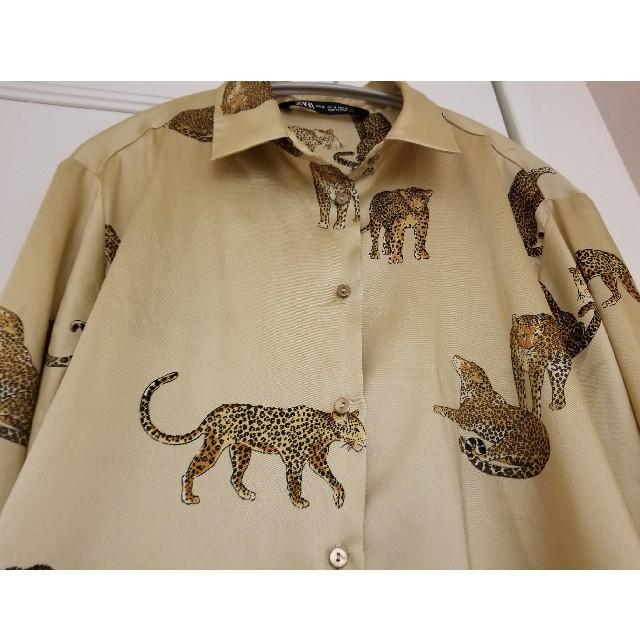 ZARA(ザラ)のシャツ(ZARA) レディースのトップス(シャツ/ブラウス(長袖/七分))の商品写真