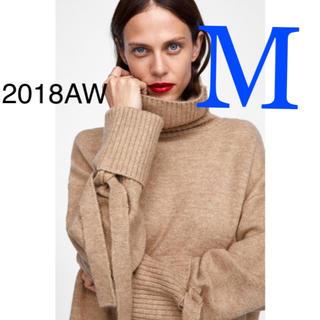 ZARA - *人気完売商品*ZARA リボン付き セーター