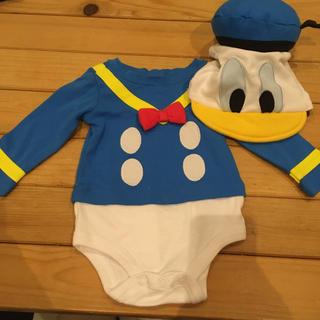 Disney - ドナルドダック ベビー服
