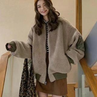 STUSSY - Stussy ステューシー 韓国ファッション ボア アウター