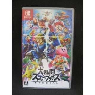 Nintendo Switch - 大乱闘スマッシュブラザーズSPECIAL ニンテンドースイッチ