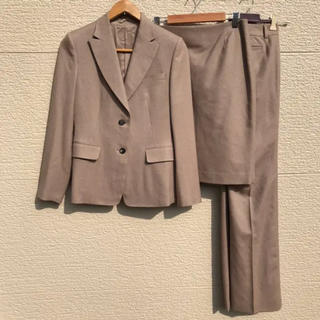 アンタイトル(UNTITLED)の新品同様 UNTITLED スーツ セットアップ ジャケット パンツ スカート(スーツ)