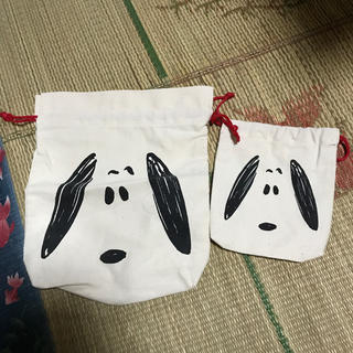 SNOOPY - スヌーピー 巾着袋セット