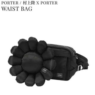 ポーター(PORTER)の村上隆 X PORTER WAIST BAG(ウエストポーチ)
