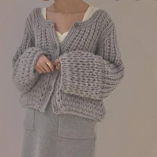 Kastane - kastane 手編みカーディガン