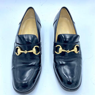 Gucci - GUCCI グッチ 革靴 ローファー