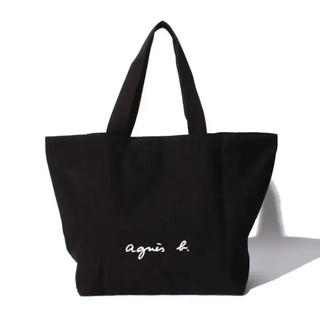 agnes b. - 【即日発送/タグ付き】アニエス・ベー トートバッグ ブラック