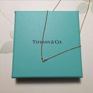 Tiffany & Co. - tiffanyダイヤモンドネックレス