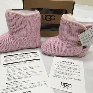 アグ(UGG)の【新品】UGG 子供用ブーツ(ブーツ)