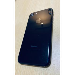 iPhone - iPhone7 128GB ジェットブラック