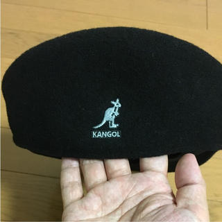KANGOL -  KANGOL カンゴール Wool 504 ウールハンチング Sサイズ