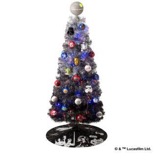 Francfranc - Francfrancクリスマスツリー ディズニースターウォーズ スターターセット