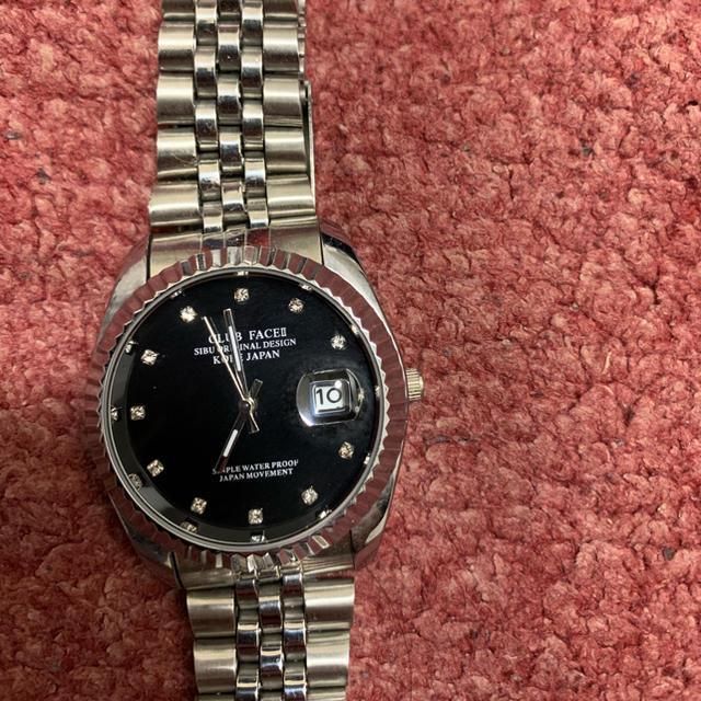 ビンテージシャネル 、 腕時計 アナログ 石付き の通販 by R's shop