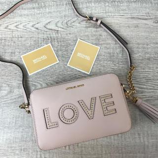 Michael Kors - ♥MICHAEL KORS♥ミディアムカメラバッグ ショルダーバッグ ピンク