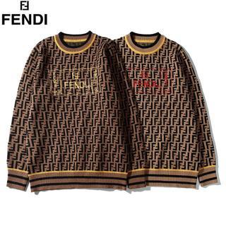 FENDI - 2枚11000円送料込み 男女兼用 トレーナー パーカー 长袖 新品