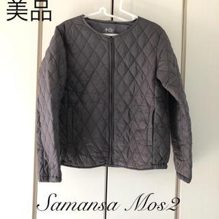 SM2 - 美品☆サマンサモスモス ファイバーダウン ジャケット