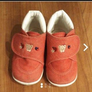 familiar - familiar 靴 13.0cm スニーカー