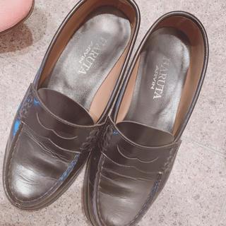 ハルタ(HARUTA)の高校生 JK ローファー 制服(ローファー/革靴)