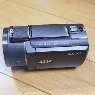 SONY - SONY ソニー ビデオカメラ FDR-AX45 ジャンク