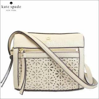 ケイトスペードニューヨーク(kate spade new york)のケイトスペード  バッグ パンチング フラワー(ショルダーバッグ)