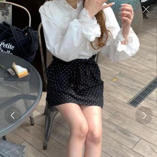 ヘザー(heather)のあいねねコラボ💗レースブラウス+スカート(シャツ/ブラウス(長袖/七分))
