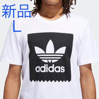 adidas - 新品!adidas originals Tシャツ・L