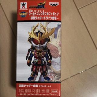 BANPRESTO - ワーコレ仮面ライダー鎧武カチドキアームズWCF