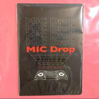 防弾少年団(BTS) - HOUSE OF BTS ❤︎ MIC Drop ノートブック
