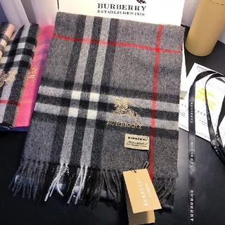 BURBERRY - BURBERRYバーバリーマフラー