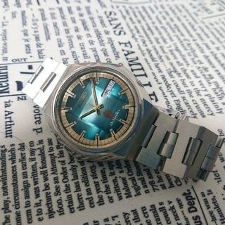 セイコー(SEIKO)のヴィンテージ セイコー 自動巻き アドバン 6106-7570 カットガラス  (腕時計(アナログ))