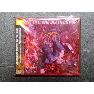 BUCK-TICK 初回盤 ONE LIFE, ONE DEATH CUT UP