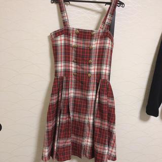 JaneMarple - ジェーンマープル ジャンパースカート