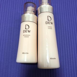 DEW - DEW 化粧水 乳液 セット
