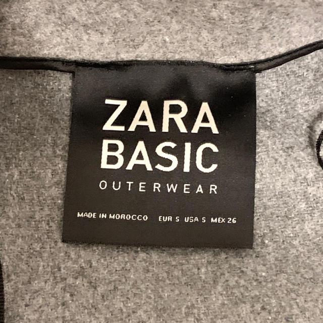 ZARA(ザラ)のZARA ロングベスト レディースのトップス(ベスト/ジレ)の商品写真