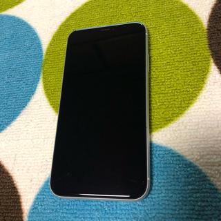 Apple - iPhone XR 64GB ホワイトシムフリー 判定○