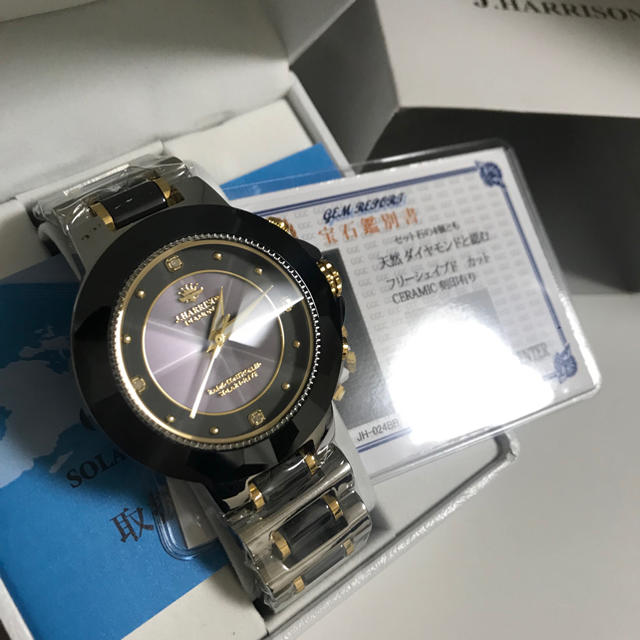 ルイヴィトン ダミエ 財布 スーパーコピー 時計 / ジョンハリソン 高級 腕時計の通販 by †JUN†'s shop