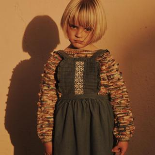 キャラメルベビー&チャイルド(Caramel baby&child )のアポリナ ミーシャ コラボワンピース(ワンピース)