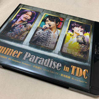 Sexy Zone - summer paradise in TDC