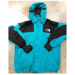 THE NORTH FACE -  激レア ‼️ north face teal Lサイズ