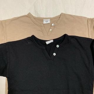 Caramel baby&child  - 新品 Tシャツ 2枚セット