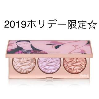 laura mercier - 2019ホリデー限定☆ ローラメルシエ フェイスイルミネーターパレット