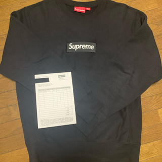 Supreme - Mサイズ supreme boxlogo crewneck sweatshirt