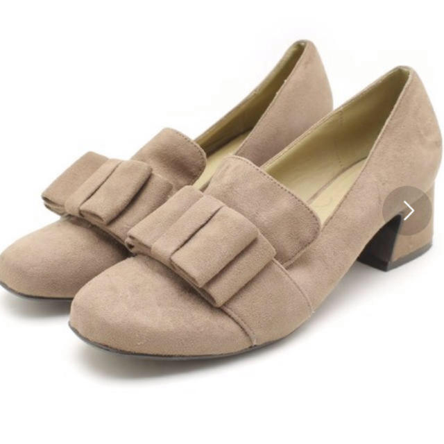 mystic(ミスティック)の完売品 mystic リボンパンプス レディースの靴/シューズ(ハイヒール/パンプス)の商品写真