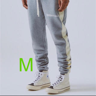 FEAR OF GOD - M FOG Essentials Side Stripe Sweatpants