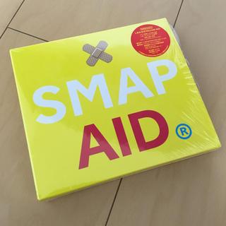 スマップ(SMAP)のSMAP AID イエロー(アイドルグッズ)