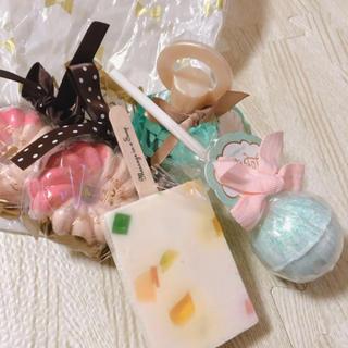 入浴剤 泡風呂 石鹸(入浴剤/バスソルト)