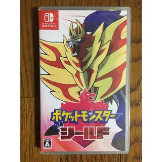 Nintendo Switch - 【新品未開封】ポケットモンスター シールド Switch