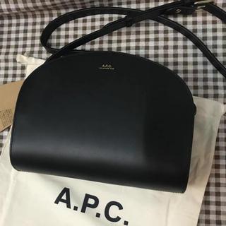A.P.C - APC ハーフムーンバッグ ショルダーバッグ